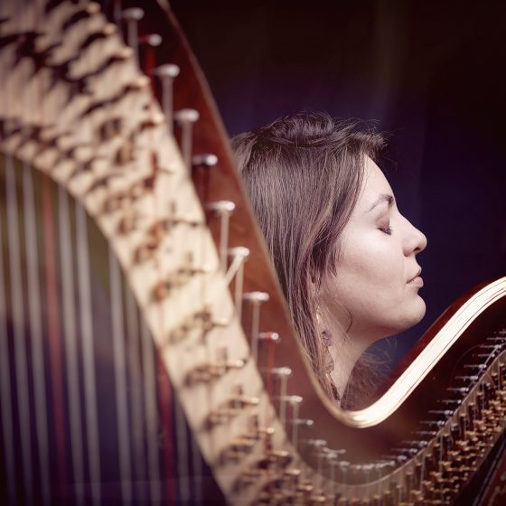 harpiste strasbourg alsace pauline haas