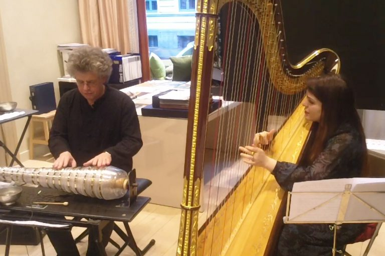 duo harpe glassharmonia youtube pauline haas thomas bloh