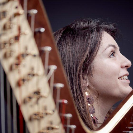 harpiste strasbourg alsace haas pauline