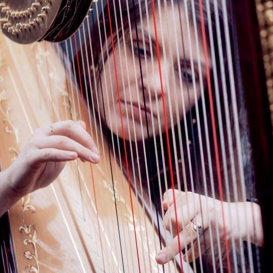 pauline haas - repertoire harpe concerto